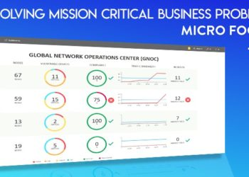 Solving Mission Critical Problems with Micro Focus NNMi