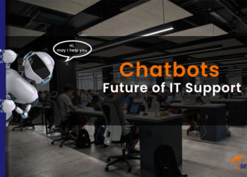 Chatbots making rapid inroads into IT Service Management and IT Support